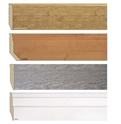 Architectural Skirtings